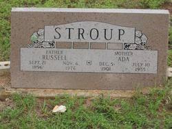 Ada Davis Stroup (1901-1955) - Find A Grave Memorial