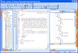 HTML Editor tools in PHP IDE