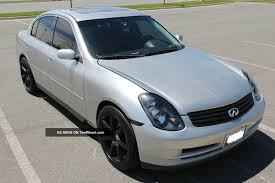 2003 Infiniti G sedan – pictures, information and specs - Auto ...