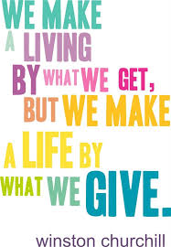 Quotes On Giving Magnificent Giving Quote Quote Number 48 Picture Quotes