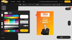 Flyer Creation Software Free Online Flyer Maker Create Free Printable Flyers In Pixteller