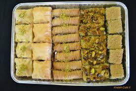delicious baklava mix