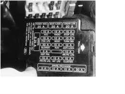 mercury cougar fuse diagram image wiring 2001 mercury cougar locate passenger compartment fuse panel on 2001 mercury cougar fuse diagram