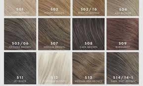 Wella Brown Color Chart Sbiroregon Org
