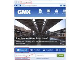 gmx free mail einloggen