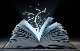 Image result for Magic in a book