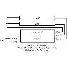 t12 magnetic ballast wiring diagram ewiring magnetic ballast wiring diagram photo al diagrams more views signa universal 256 696 ballast