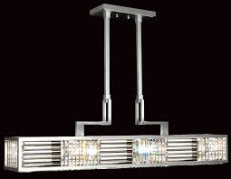 modern linear chandelier chandelier interesting long crystal chandelier linear