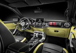 2018 mercedes benz truck. interesting truck mercedesbenz xclass interior inside 2018 mercedes benz truck v