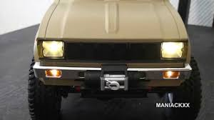 1983 TOYOTA HILUX Oldtimer pickup presents - YouTube