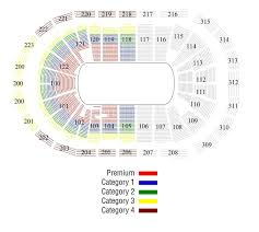 Gwinnett Arena Seating Chart Seat Numbers 60 Qualified Consol Energy Arena Seating Chart