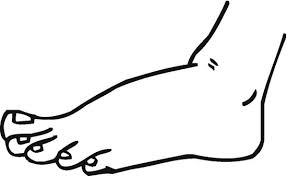 Small Picture Online Feet Coloring Pages 61 With Additional Picture Coloring