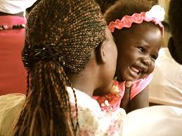 Free Fotobanka Lidé Dívka Vlasy Květ Afrika Dítě černá