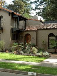 great exterior home colors. example of a tuscan brown exterior home design in san francisco great colors