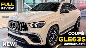 Always in the leading role: 2020 Mercedes Gle Coupe Amg New Gle 63 S Full In Depth Review Brutal Sound Exterior Interior Youtube