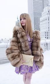 Fetish fur coat pictures