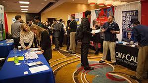 Spring Career Fair Draws 28 Companies University Of Houston