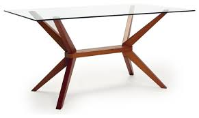 glass and wood dining table. Surprising Glass And Wood Dining Table Modern Organic Slab Top With Base Inspirations 18 E