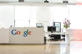 ultimate office google nyc compound. Brilliant Compound The Reception Area One Of The Few Places That You Actually See  On Ultimate Office Google Nyc Compound G