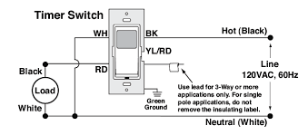 electrical how do i install a leviton light switch timer home single pole wiring leviton instruction sheet