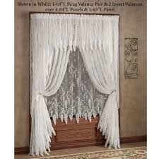 full size of curtain ruffled priscilla curtains wayfair intended for priscilla curtains with attached