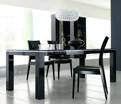 6 chairs black gloss dining table 4 chairs black gloss d black