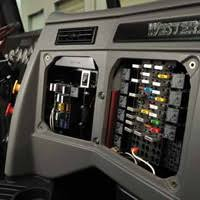 western star trucks  power distribution modules