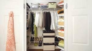 best closet organizer system kit for