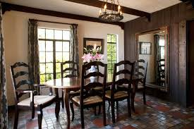 eclectic dining room by margot hartford photography
