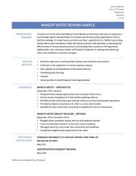 Example Sampleresume Example Performing Arts Resume Template Yazh