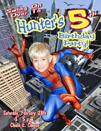 Personalized Superhero Birthday Invitations Customized Superhero Birthday Invitations Personalized Avengers