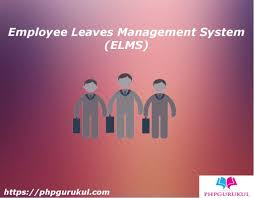 Free Web Templates For Employee Management System Employee Leaves Management System In Php Elms Phpgurukul
