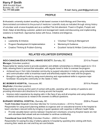R sum Bio LinkedIn Profile Senior Executive Resume Writing Example Good  Resume Template