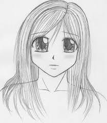 Dessin Fille Style Shojo Makiu No Sekai Toute Dessin Fille Dessin De Fille FacileL