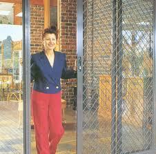 aluminum security screen door. Security Screen Doors By Fin Aluminum Windows And Central Coast Door E