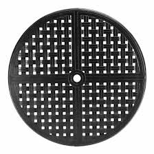 double lattice 36 round table top hole