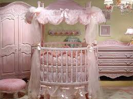 baby crib decoration ideas cheap cribs in round shape plus canopy and boy