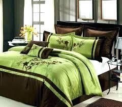 olive green comforter set in bedroom sets and gold remodel bedding uk
