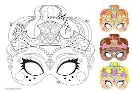 Coloriage De Masque De Princesse A Imprimer L Duilawyerlosangeles Coloriage De Masque De Princesse A Imprimer L