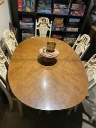 respectively 1920s broyhill table and