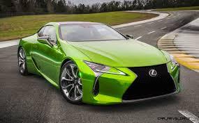 HQ Renders. 2017 Lexus LC500 COLORS ...  Car-Revs-Daily.com