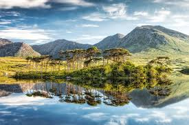 ireland scenic drives galway city to