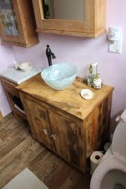 Barnwood Bathroom Reclaimed Wood Bathroom Vanity