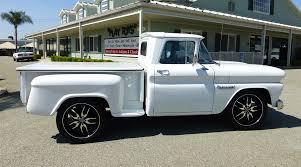 1960 Chevrolet C10 Stepside Short Bed Pick Up