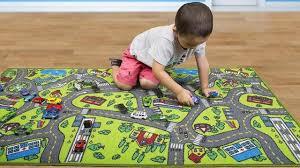 carpet city life playmat rug