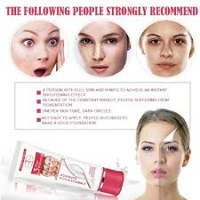 details about face body whitening cream instant dark skin bleaching lotion concealer for women