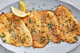 best garlic parmesan flounder recipe