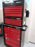 mastercraft tool chest for new