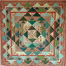 Mystery quilt | Isathreadsoflife's Blog & mystery quilt 003 Adamdwight.com