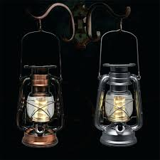 Hanging Outdoor Lanterns Led Lighting Solar Lantern Vintage Solar In